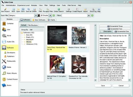 Data Crow - Cataloger | Education & Numérique | Scoop.it