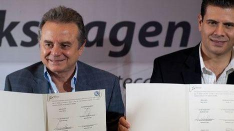 Volkswagen comprara energia eolica a  México Power Group  por 30 años | Energia Electrica en Mexico | Scoop.it