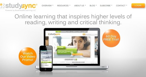 StudySync | AdLit | Scoop.it