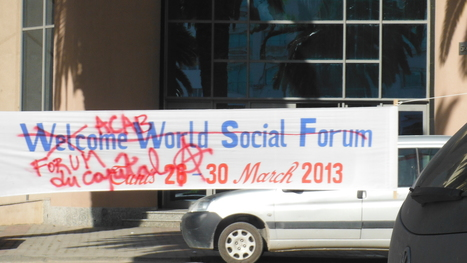 Another Forum is Possible #fsm2013 #wsf2013 #tunisia #occupy #globalsquare | 15.O-Unitedforglobalchange | Scoop.it