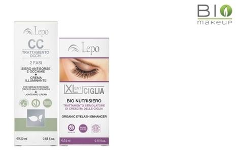 Ciglia XL?? Proviamo il nuovo Bio Nutrisiero Lepo!   Biomakeup: cosmesi eco bio e classica!   Scoop.it