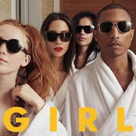 Pharrell shows off musical guns with 'G I R L' - Daily Nebraskan | Noticias relacionadas con Hans Zimmer | Scoop.it