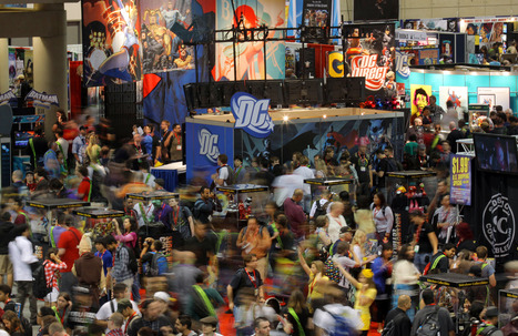 Top Reasons to Attend the San Diego Comic-Con International   video games company in exhibitions   Scoop.it
