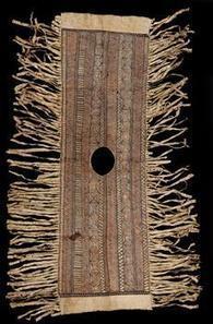 A poncho to cover that torso! Niuean language week 2013 | Te Papa (Nouvelle Zélande) | Kiosque du monde : Océanie | Scoop.it