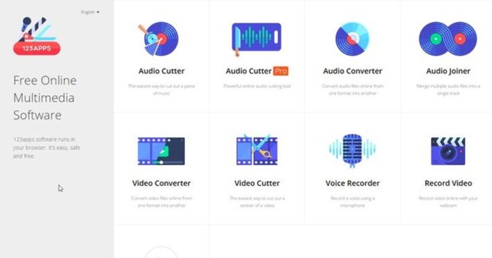 Edu-Curator: 123apps: 8 handige en gratis online multimedia tooltjes te gebruiken zonder account | Educatief Internet - Gespot op 't Web | Scoop.it