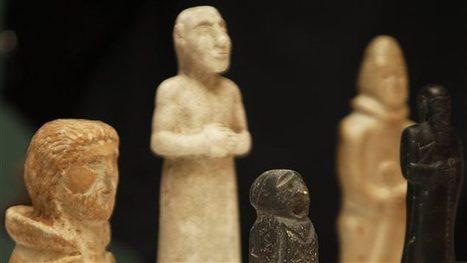 Le Musée national irakien rouvre ses portes, 12 ans après avoir été pillé | ICI.Radio-Canada.ca | L'histoire sur la toile | Scoop.it