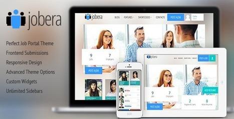 Jobera - Job Portal WordPress Theme (Miscellaneous) | Pakistan first classifed website | Scoop.it