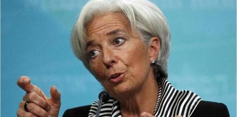 Christine Lagarde aux femmes : | Audencia Pour Elles - revue de presse | Scoop.it