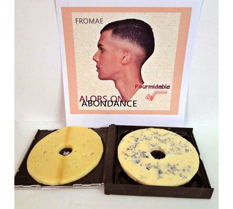 FROMAE, un album qui embaume - Communication Agroalimentaire | Communication Agroalimentaire | Scoop.it