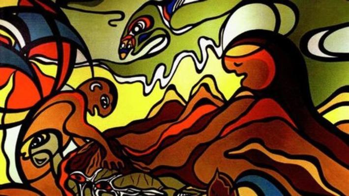 Décès de la « grand-mère » de l'art autochtone canadien | RCI | Kiosque du monde : Amériques | Scoop.it