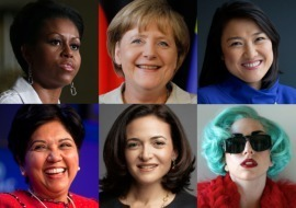 World's Most Powerful Women - Forbes | Voices in the Feminine - Digital Delights | Scoop.it