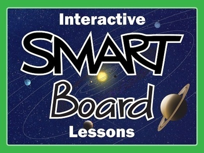 Interactive Smartboard Notebook Lessons - title says worksheets but these are free interactives to download | Math | Scoop.it