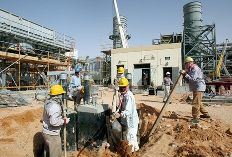 Black oil, red budgets: how long can Gulf states endure low prices? | Oil and Gas | Scoop.it