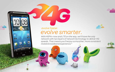 4G Speed from AT&T - AT&T 4G with HSPA+ and LTE - Wireless from AT&T | 4G | Scoop.it