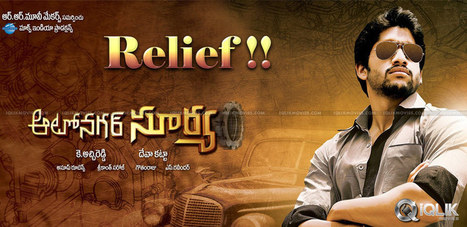 Auto Nagar Surya To Be Released After Manam? | Andhraheadlines | Scoop.it