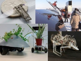 Most Awesome Robots of 2012 | Robots and Robotics | Scoop.it