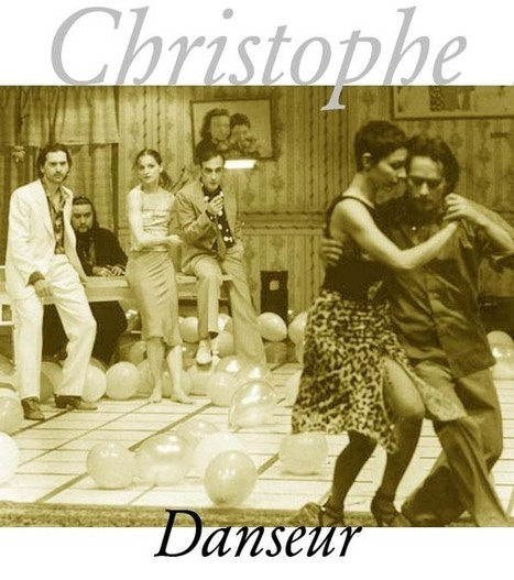 Christophe Apprill, sociologue et danseur | Danses et sociabilités | Scoop.it