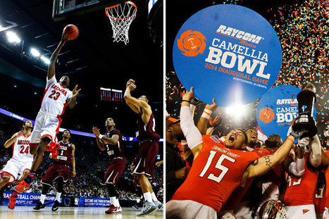 Meaningless Bowls Eclipse Very Meaningful Basketball Games, at Least in ... - New York Times | CLOVER ENTERPRISES ''THE ENTERTAINMENT OF CHOICE'' | Scoop.it