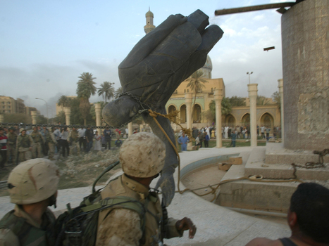 The ghost of Iraq dampens discussion on Syria - MSNBC | Conflict transformation, peacebuilding and security | Scoop.it