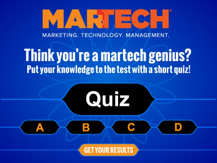 Do you have what it takes to be a martech genius? | The MarTech Digest | Scoop.it