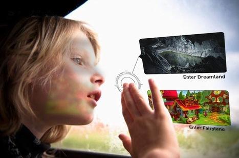 12 technologies futuristes pour votre voiture en 2020 (2/2) | Civilisation 2.0 | Scoop.it