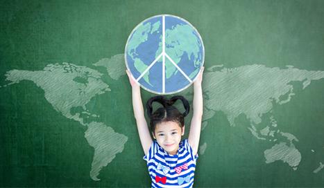Diez recursos para reflexionar sobre la paz en el aula | aulaPlaneta | Educacion, ecologia y TIC | Scoop.it