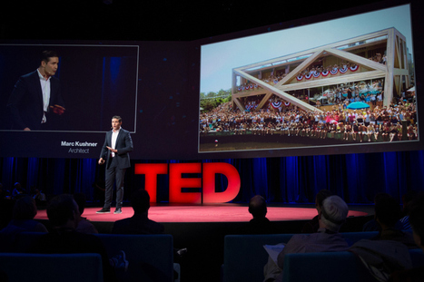 The future of architecture will be Instagrammed | TED Blog | Open innovation | Scoop.it