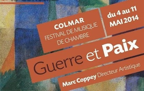 Les Musicales de Colmar : Granados, Koechlin, Szymanovski, Chostakovitch | FOLLE de MUSIQUE | Scoop.it