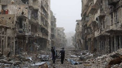 'No Syria crisis solution without Iran'   Syrian Crisis   Scoop.it