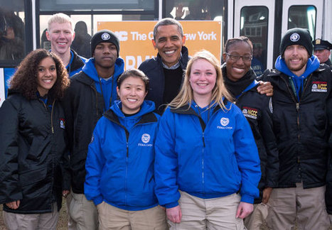 FEMA Corps First Year Shaped by Sandy | Corporation for National and Community Service | Disaster Services | Scoop.it