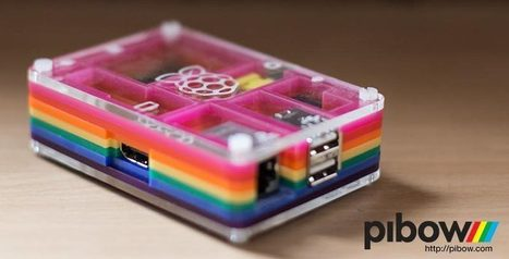pibow_threequarters.jpg (800x408 pixels)   Raspberry Pi   Scoop.it
