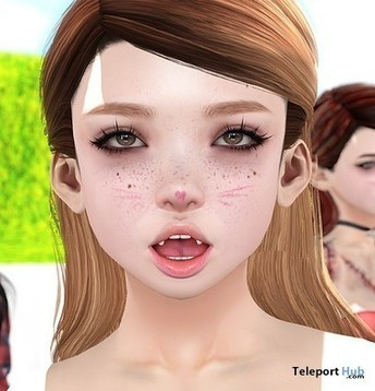 Vampy Dark Circles Make Up Gift by Oleander | Teleport Hub - Second Life Freebies | Second Life Freebies | Scoop.it