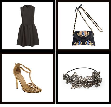 Holiday Party Dressing Under $108 - Vogue Daily | tricky fashion | Scoop.it