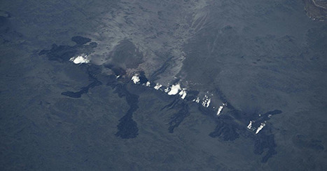 Iceland Investigating Two Volcanoes After Overnight Eruption   AP Human Geography   Scoop.it