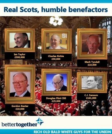 Jingle Tins | Referendum 2014 | Scoop.it