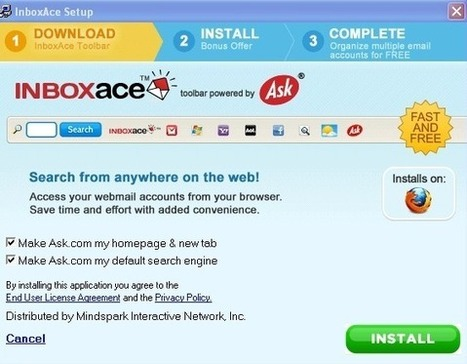 Guide to Uninstall/Remove InboxAce Toolbar Virus | How to Virus Removal | Protect Computer | Scoop.it