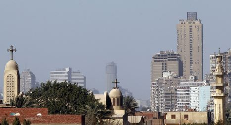 Bishop Morcos: Salafis besiege church in Shubra | Égypt-actus | Scoop.it
