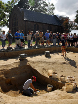 Jamestown Unearthed: Radar Technology Reveals Likely Sites of Past Buildings - Williamsburg Yorktown Daily | Shallow Geophysics | Scoop.it
