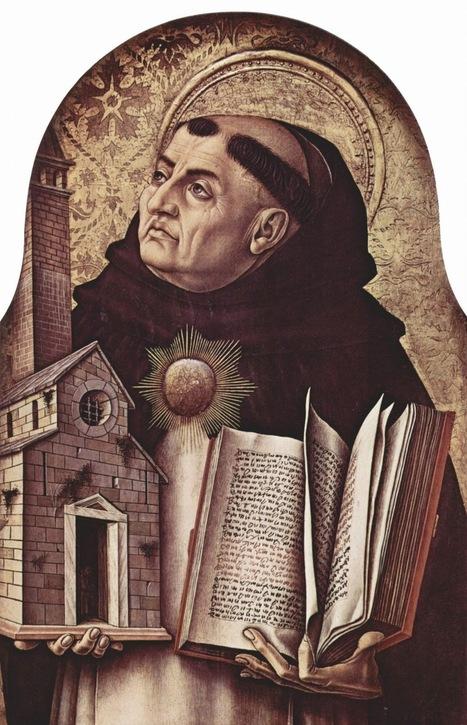 Tomás en 45 minutos | Docencia de la Historia de la Filosofía | Scoop.it