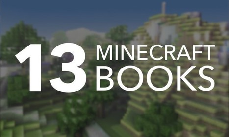 13 of the Best Minecraft Books for Kids - FRACTUS LEARNING | iPads in Education | Scoop.it