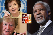 Skoll World Forum live stream next april 10-12 | Current Opinion in Creativity, Innovation and Entrepreneurship | Scoop.it