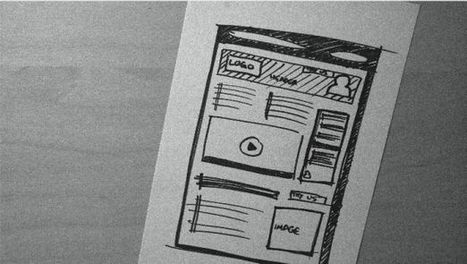 Bring designs to life with interactive wireframes | Feature | .net magazine | A design journey | Scoop.it