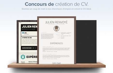 Concours : RemixJobs lance ses CV Awards 2013 ! | Remixjobs blog | Concours | Scoop.it
