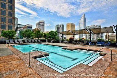 TradeMark Condos in Uptown Charlotte - High-end, high rise with spectacular city... | Charlotte North Carolina | Scoop.it