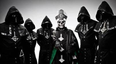 GHOST: New Video Interview Posted Online | A rockear | Scoop.it