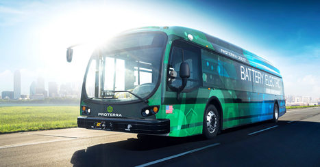 This New Electric Bus Can Drive 350 Miles on One Charge | Cool New Tech | Scoop.it