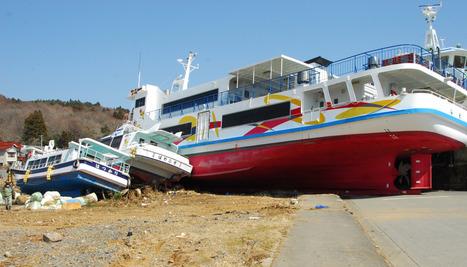 [abonnés] Dévastée par le tsunami et oubliée par les autorités, l'île d'Oshima tente de se reconstruire un avenir   LeMonde.fr   Japon : séisme, tsunami & conséquences   Scoop.it