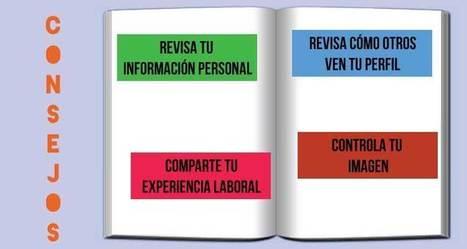 4 consejos de Facebook para que tu perfil sea tu carta de presentación | Pedalogica: educación y TIC | Scoop.it