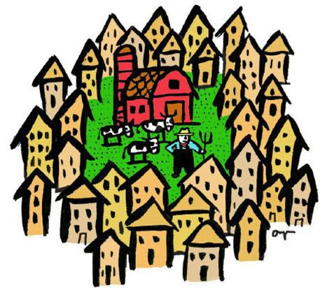 Urban sprawl is destroying Ontario's farmland | Toronto Star | Urbanization in Geo | Scoop.it