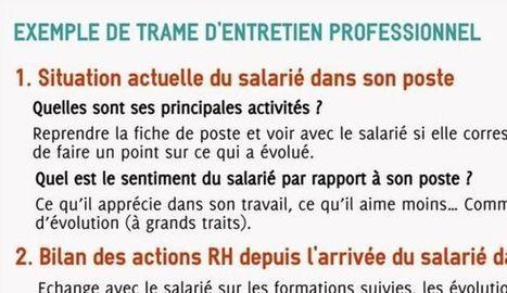 Modèle Entretien professionnel I Dominique Perez , Nathalie Samson | Entretiens Professionnels | Scoop.it